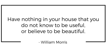 WILLIAM MORRIS - a day at a time