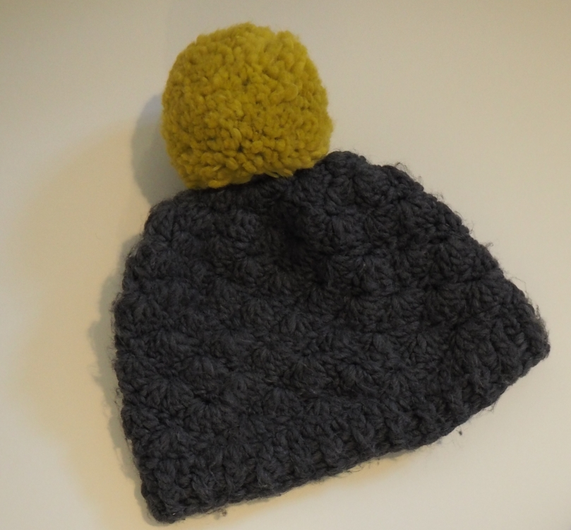 GREY AND YELLOW BOBBLE HAT - a day at a time.jpg