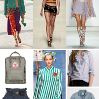 SPRING/SUMMER TRENDS VS THE CAPSULE